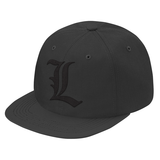 Death Note L Snapback - PF00322SB - The TShirt Collection