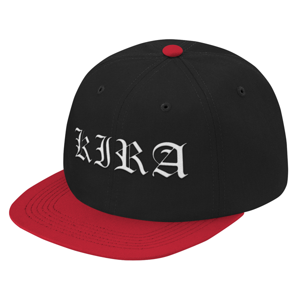 Death Note Kira Snapback - PF00326SB - The TShirt Collection