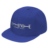 Death Note White Symbol Snapback - PF00330SB - The TShirt Collection