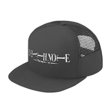 Death Note White Symbol Trucker Hat - PF00330TH - The TShirt Collection