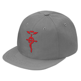 Fullmetal Alchemist Snapback - PF00332SB - The TShirt Collection