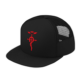 Fullmetal Alchemist Trucker Hat - PF00332TH - The TShirt Collection