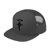 Fullmetal Alchemist Trucker Hat - PF00334TH - The TShirt Collection