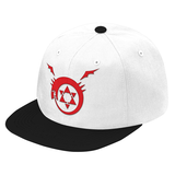 Fullmetal Alchemist Ouroboros Snapback - PF00337SB - The TShirt Collection