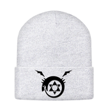 Fullmetal Alchemist Ouroboros Symbol Elric Beanie - PF00338BN - The TShirt Collection