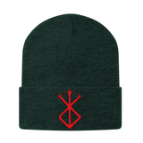 Berserk Red Symbol Beanie - PF00340BN - The TShirt Collection