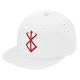 Berserk Red Symbol Snapback - PF00340SB - The TShirt Collection