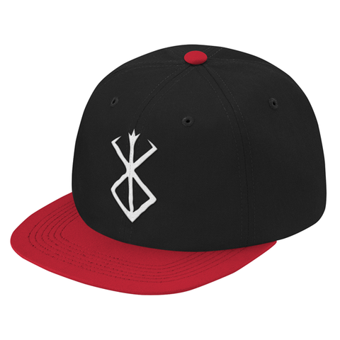 Berserk White Symbol Snapback - PF00341SB - The TShirt Collection