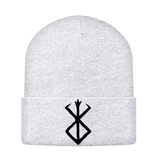 Berserk Black Symbol Beanie - PF00342BN - The TShirt Collection