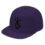 Berserk Black Symbol Snapback - PF00342SB - The TShirt Collection