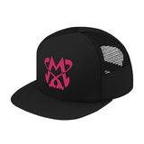 Fairy Tail Mermaid Heel SymbolTrucker Hat - PF00344TH - The TShirt Collection