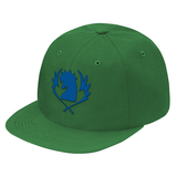 Fairy Tail Blue Pegasus Symbol Snapback - PF00347SB - The TShirt Collection
