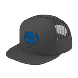 Fairy Tail Blue Pegasus Symbol Trucker Hat - PF00347TH - The TShirt Collection