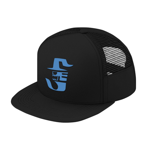 Fairy Tail Crime Sorcire Symbol Trucker Hat - PF00349TH - The TShirt Collection