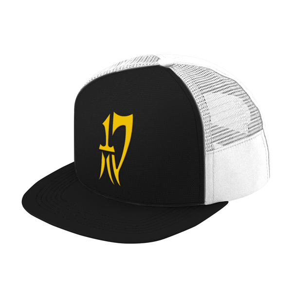 Fairy Tail Oracion Seis Symbol Trucker Hat - PF00353TH - The TShirt Collection