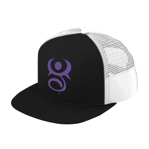 Fairy Tail Phantom Lord Symbol Trucker Hat - PF00356TH - The TShirt Collection