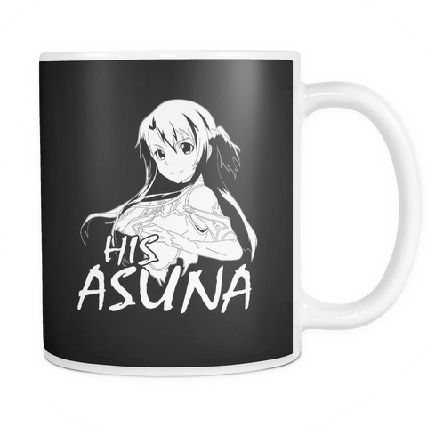 Couple Collection - His Asuna - 11oz Coffee Mug - TL01130M1