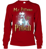 Pitbull Collection- Pit Bull,My Patronus - Unisex Long Sleeve - SSID2016