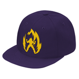 Super Saiyan Vegeta Gold Symbol Snapback - PF00291SB - The Tshirt Collection - 15