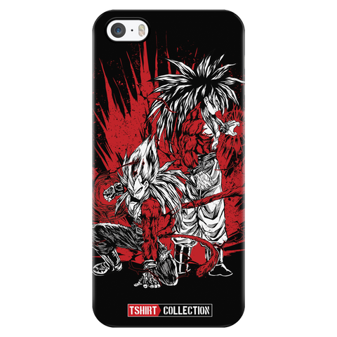 Super Saiyan Vegeta 4 iPhone 5, 5s, 6, 6s, 6 plus, 6s plus phone case - TL00227PC