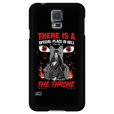 Naruto - Itachi Uchiha Throne - Android Phone Case - TL01253AD