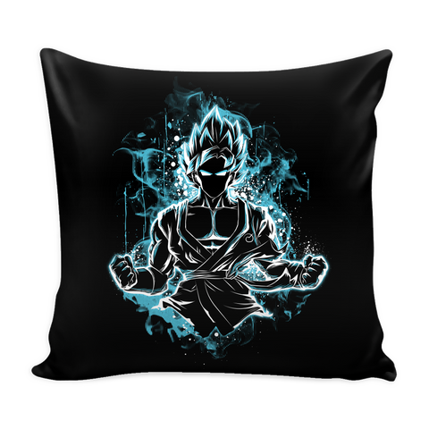 Super Saiyan - Goku God Blue - Pillow Cover - TL00888PL