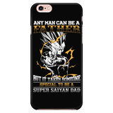 Super Saiyan - It takes someone special to be a super saiyan dad - Iphone Phone Case - TL01352PC