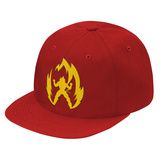 Super Saiyan Vegeta Gold Symbol Snapback - PF00291SB - The Tshirt Collection - 17