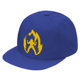 Super Saiyan Vegeta Gold Symbol Snapback - PF00291SB - The Tshirt Collection - 18