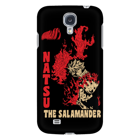 Fairy Tail - Natsu The Salamander - Android Phone Case - TL01125AD