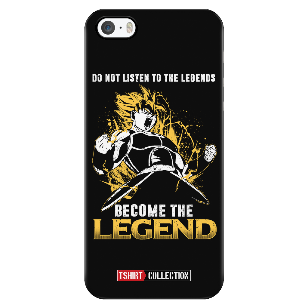 Super Saiyan Bardock Become The Legend Iphone Case - TL00564PC