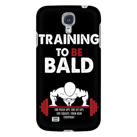 One Punch Man - Saitama Training to be bald - Android Phone Case - TL00917AD
