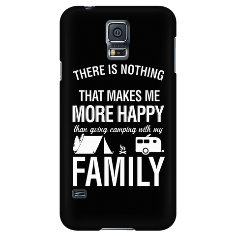 Camping - Going camping with my family - Android Phone Case - TL01330AD