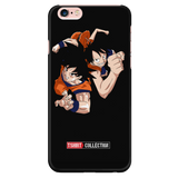 Super Saiyan Goku And Luffy Iphone Case -TL00538PC