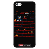 Super Saiyan Goku and Vegeta iPhone 5, 5s, 6, 6s, 6 plus, 6s plus phone case - TL00444PC-BLACK
