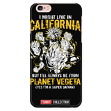 Super Saiyan California Group iPhone 6/6s 6/6s plus Phone Case - TL00005PC-BLACK