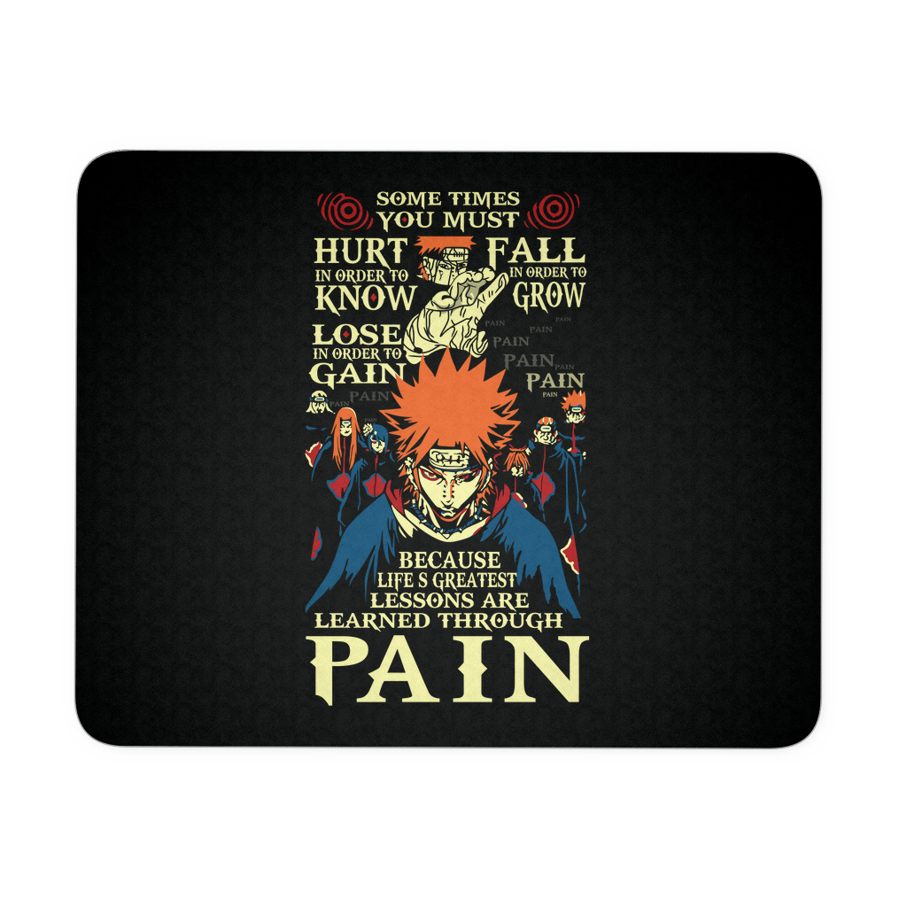 Naruto Pain Learn Mouse Pad- TL00262MP