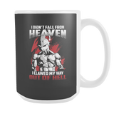 Super Saiyan Majin Buu Fall from Heaven 15oz Coffee Mug - TL00436M5