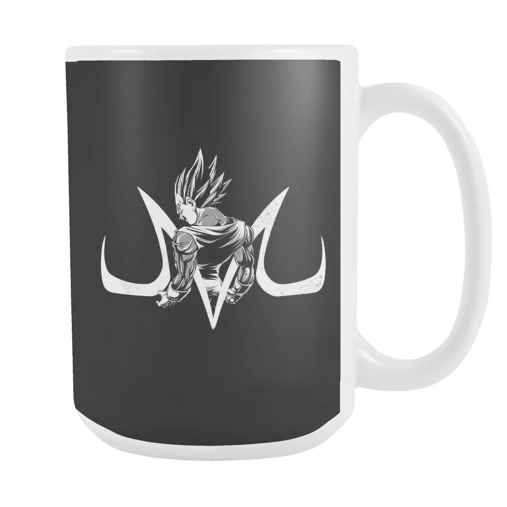 Super Saiyan Majin Vegeta 15oz Coffee Mug -TL00214M5