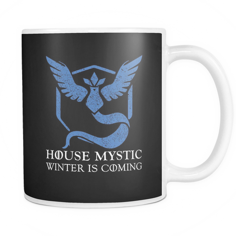 POKEMON HOUSE MYSTIC 11oz Coffee Mug - TL00620M1