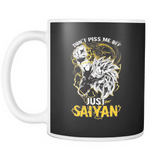 Super Saiyan Goku Dragon Fist 11oz Coffee Mug - TL00036M1