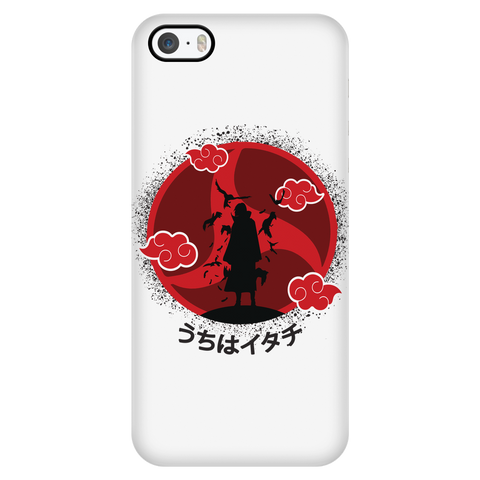Naruto - Uchiha Itachi Skill - Iphone Phone Case - TL01145PC