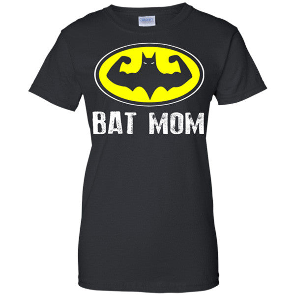Couple Collection - BAT MOM - Woman Short Sleeve T Shirt - SSID2016
