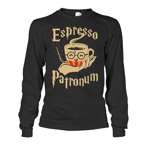 Harry Potter- Espresso Patronum -Unisex Long Sleeve - SSID2016