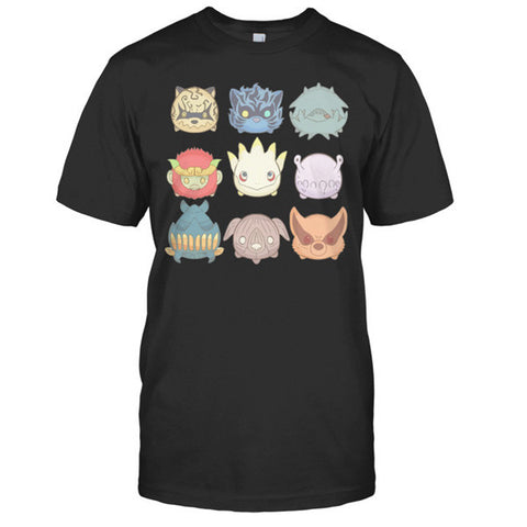 Naruto - 9 kyuubi - Men Short Sleeve T Shirt - SSID2016
