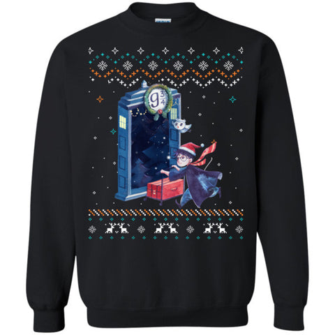 Harry Potter - HP CHRISTMAS -Unisex Sweatshirt - SSID2016