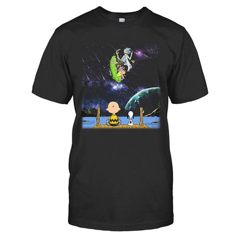 Rick And Morty - SELLING OUT FAST! - Men Short Sleeve T Shirt - SSID2016