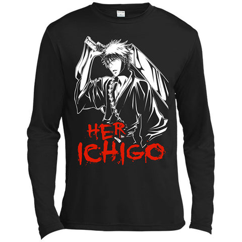 Couple Collection - Her Ichigo - Unisex Long Sleeve T Shirt - SSID2016