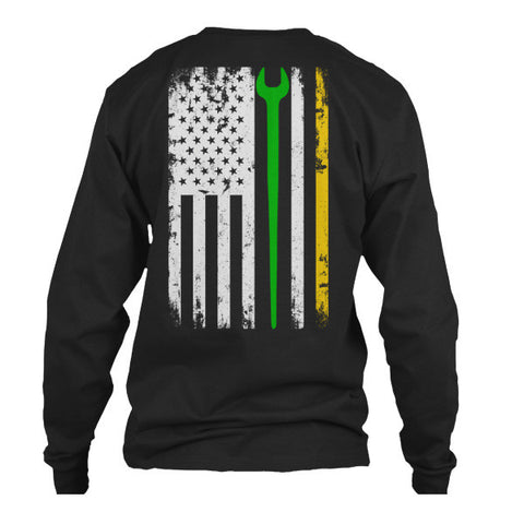 Patrick's Day - IRISH IRONWORKER ST. PATRICK'S DAY -Unisex Long Sleeve - SSID2016