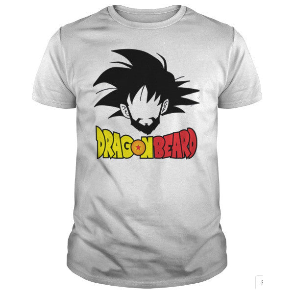 Super Saiyan - DRAGON BEARD -Men Short Sleeve T Shirt - SSID2016